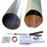 2圆管式非气压通信电缆接头热缩套管 RSY